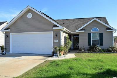 Murrells Inlet Single Family Home Active-Pending Sale - Cash Ter: 716 Shenanigan Loop