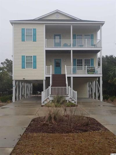 North Myrtle Beach Single Family Home Active-Pend. Cntgt. On Financi: 208 9th Ave. N