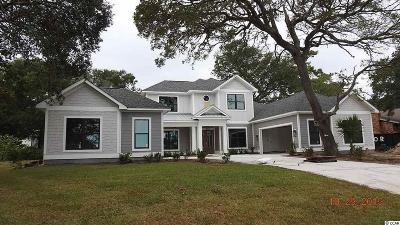 Myrtle Beach SC Single Family Home Active Under Contract: $1,178,321