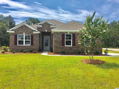 Myrtle Beach SC Single Family Home For Sale: $291,990