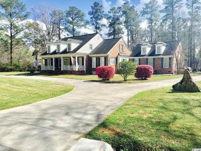 Conway Single Family Home Active-Pending Sale - Cash Ter: 624 Plantation Circle
