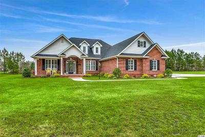 Conway Single Family Home For Sale: 4099 Highway 813