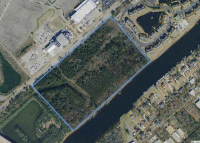 Georgetown County, Horry County Residential Lots & Land For Sale: Parcel 1 Harbor Lights Dr.