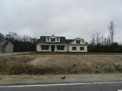 Conway Single Family Home For Sale: Tbd - Lot 3 Old Bucksville Rd.