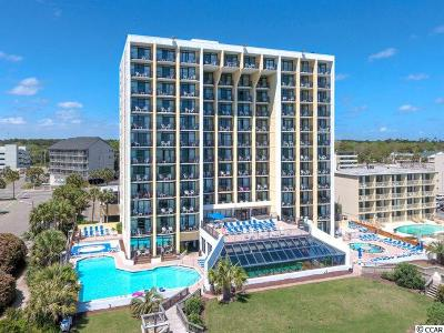 Myrtle Beach Condo/Townhouse For Sale: 1905 S Ocean Blvd. S #1022/102