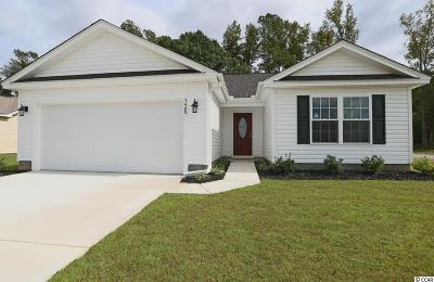 Conway Single Family Home For Sale: 3408 Merganser Dr.