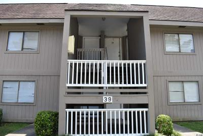 Myrtle Beach Condo/Townhouse For Sale: 2000 Greens Blvd. #39-C