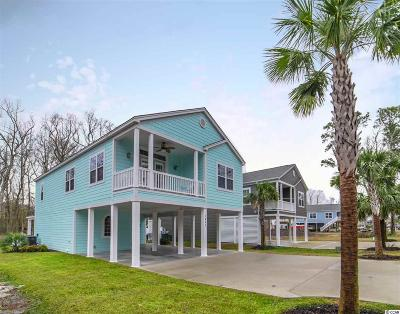 North Myrtle Beach Single Family Home For Sale: 1821 24th Ave. N