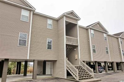 Pawleys Island Condo/Townhouse For Sale: 104 South Cove Pl. #5-A