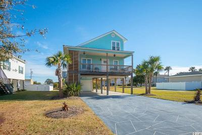 North Myrtle Beach Single Family Home For Sale: 408 22nd Ave. N