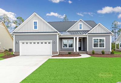 Myrtle Beach Single Family Home For Sale: 589 Indigo Bay Circle