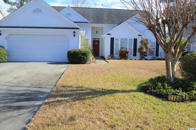 Georgetown County, Horry County Single Family Home For Sale: 2123 Green Heron Dr.