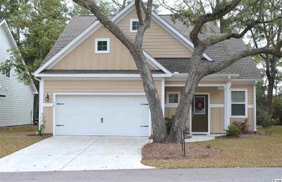 Murrells Inlet Single Family Home For Sale: 14 Turnbridge Ct.