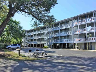 Murrells Inlet Condo/Townhouse For Sale: 300 Marsh Pl. #303
