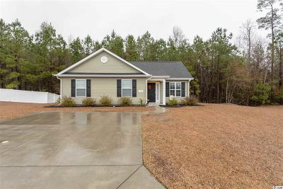 Conway Single Family Home Active-Pend. Cntgt. On Financi: 240 Upper Saddle Circle