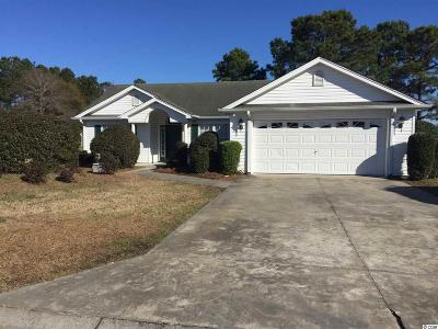 Conway Single Family Home For Sale: 1201 Gailard Dr.