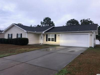 Georgetown County, Horry County Single Family Home For Sale: 136 Babaco Ct.