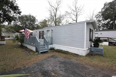 Murrells Inlet Single Family Home For Sale: 551 Eden Ave.