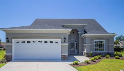 Myrtle Beach Single Family Home For Sale: 834 Covelo Ln.
