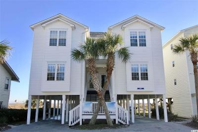 Georgetown County, Horry County Single Family Home For Sale: 907 S Ocean Blvd.
