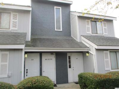 Little River Condo/Townhouse Active-Pending Sale - Cash Ter: 3700 Golf Colony Lane #3E