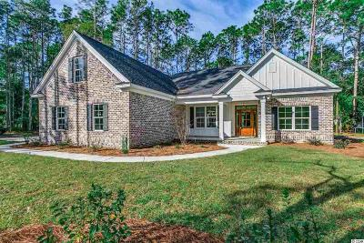 Pawleys Island Single Family Home For Sale: 173 Kings River Rd.
