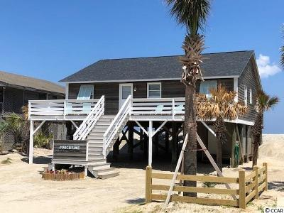Pawleys Island Single Family Home For Sale: 628 Springs Ave.