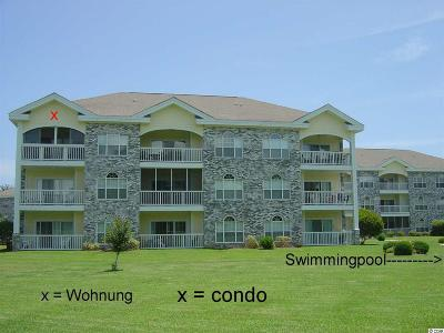 Georgetown County, Horry County Condo/Townhouse For Sale: 4695 Wild Iris Dr. #304