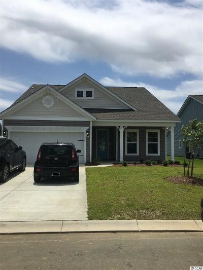 Myrtle Beach SC Single Family Home For Sale: $270,985
