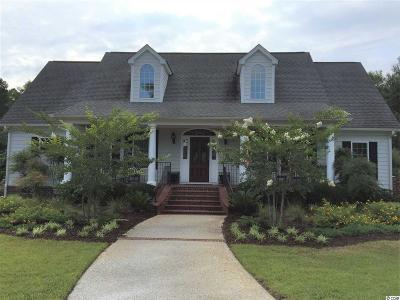 Pawleys Island Single Family Home For Sale: 121 Bald Cypress Ct.
