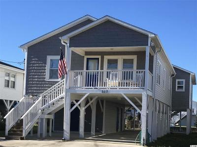North Myrtle Beach Single Family Home For Sale: 317 N 61st Ave. N