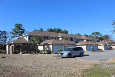 Murrells Inlet SC Condo/Townhouse For Sale: $199,000