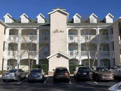 Myrtle Beach Condo/Townhouse For Sale: 1001 World Tour Blvd. #206