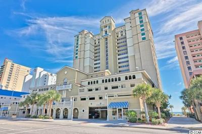 Myrtle Beach Condo/Townhouse For Sale: 2201 S Ocean Blvd. #1908