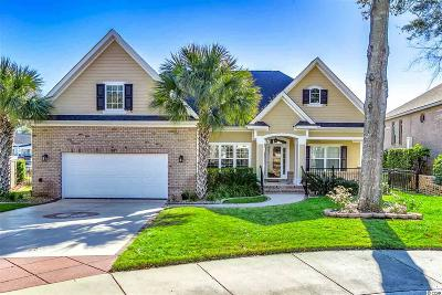 North Myrtle Beach Single Family Home Active-Pending Sale - Cash Ter: 507 Tradewind Ct.