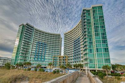 North Myrtle Beach Condo/Townhouse For Sale: 300 N Ocean Blvd. #830
