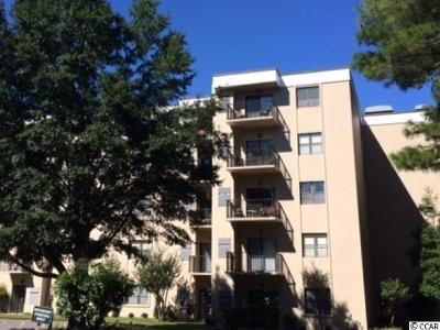 Georgetown County, Horry County Condo/Townhouse Active-Pend. Cntgt. On Financi: 5001 Little River Rd. #E-302