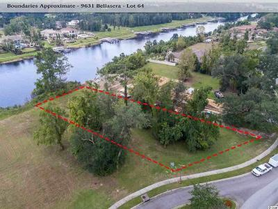 Georgetown County, Horry County Residential Lots & Land For Sale: 9631 Bellasera Circle