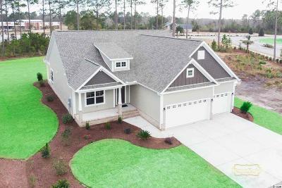 Myrtle Beach Single Family Home For Sale: 593 Indigo Bay Circle