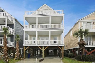 Surfside Beach Single Family Home For Sale: 117-B 16th Ave. S