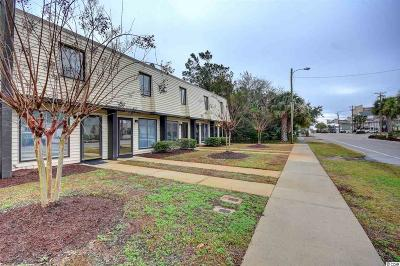 North Myrtle Beach Condo/Townhouse For Sale: 1621 Edge Dr. #12
