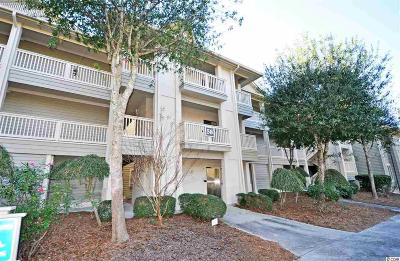 North Myrtle Beach Condo/Townhouse For Sale: 1551 Spinnaker Dr. #5833