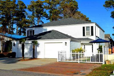 North Myrtle Beach Condo/Townhouse Active-Pending Sale - Cash Ter: 702 23rd Ave. S #B