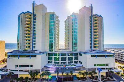 North Myrtle Beach Condo/Townhouse For Sale: 300 N Ocean Blvd. #423