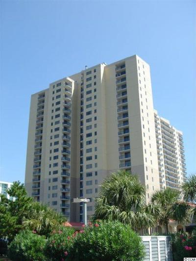 Myrtle Beach Condo/Townhouse For Sale: 8560 Queensway Blvd. #1710