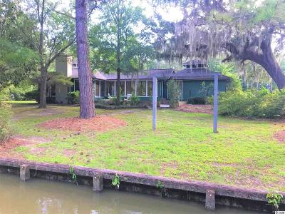 Pawleys Island Single Family Home For Sale: 374 Rice Mill Dr.