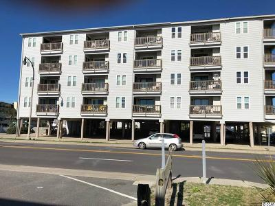 Cherry Grove Condo/Townhouse For Sale: 2001 N Ocean Blvd. N #B1