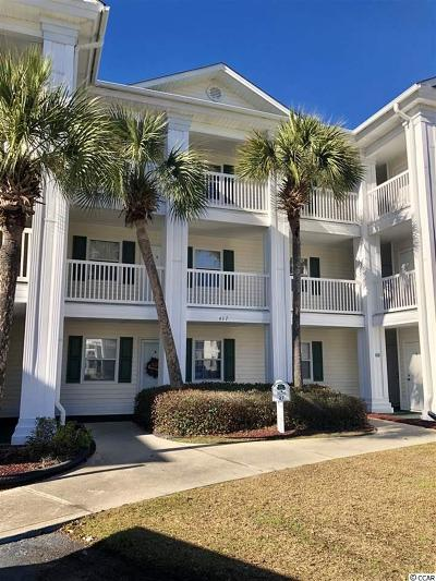 Georgetown County, Horry County Condo/Townhouse For Sale: 497 White River Dr. #27-F