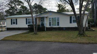 Georgetown County, Horry County Single Family Home For Sale: 3301 Shagbark Trail