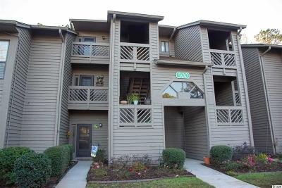 Murrells Inlet Condo/Townhouse Active-Pend. Cntgt. On Financi: 502 Indian Wells Ct. #502